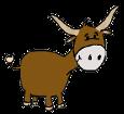 Toro charolais - pelaje 1340000008